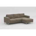 Sofá con chaiselongue Tivoli
