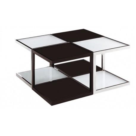 Mesa centro Yan de 4 piezas