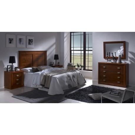 Dormitorio Trópico